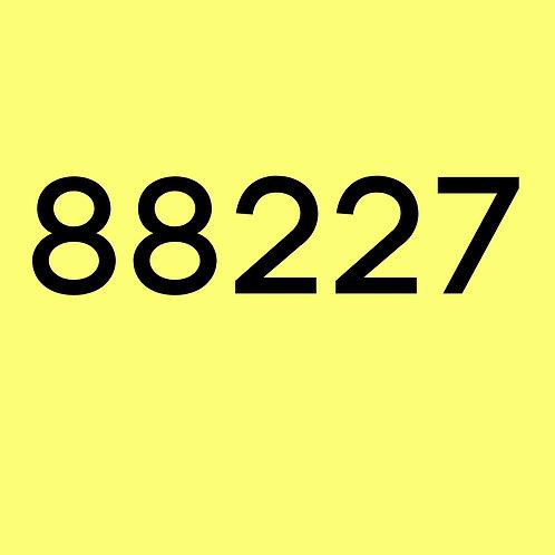 """(Store) 88227 Chiquitas 4.5"""" Yellow 5 doz"""