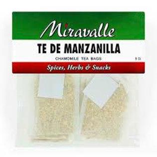 Te de Manzanilla