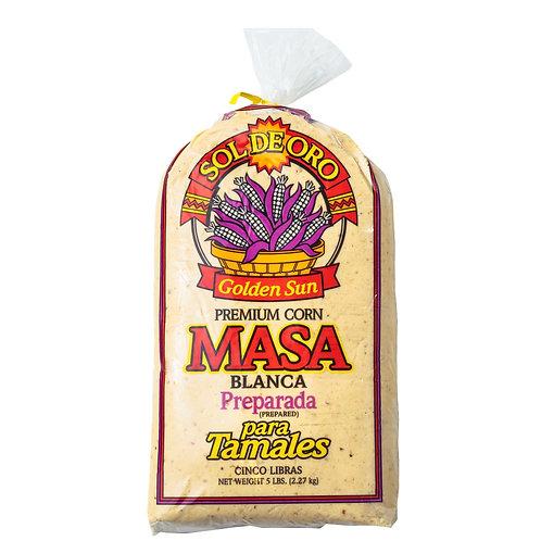 24190 SDO Masa/Tamales White Prepared