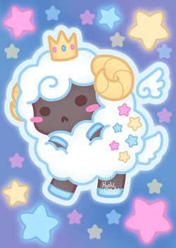 Starry Sheep