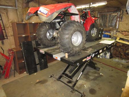 Tools that make my BIG RED restorations easier