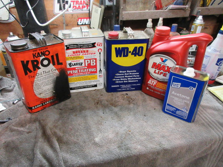 Penetrating Oil for Honda BIG RED 3 Wheelers