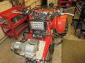 1985 Honda BIG RED 250ES LED Headlight