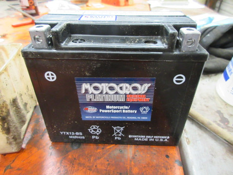 AGM Batteries for Honda Big Reds