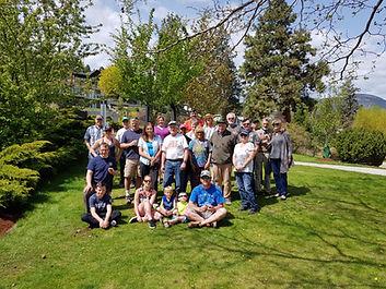 Kaleden Park Clean-up