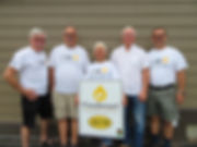 FireSmart 2018 group photograph