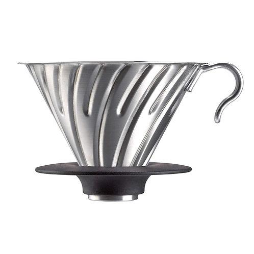 Hario V60 Metal Coffee Dripper
