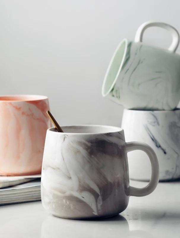 CoHee Marble Mug