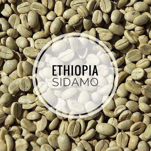 Ethiopia Sidamo Green Bean