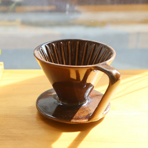 Tianzi Handcrafted Ceramic Dripper (1-2 Cups)
