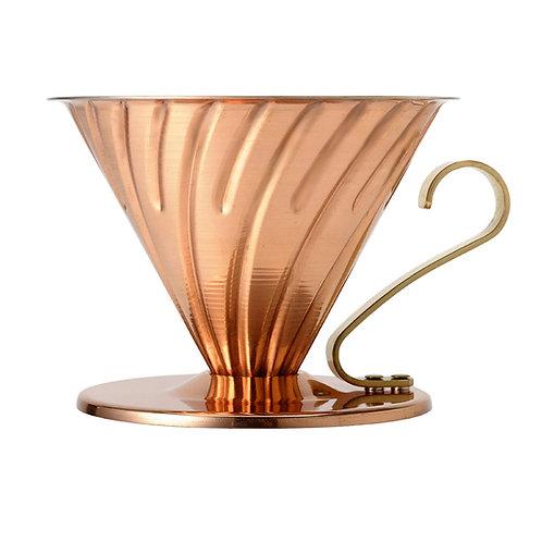 Hario Copper Dripper VDP-02CP