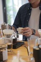 Coffee Brewing & Tasting Workshop
