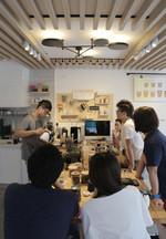 Hand-drip brewing workshop