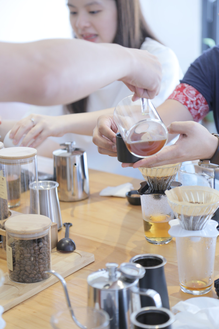 Coffee Tasting Workshop