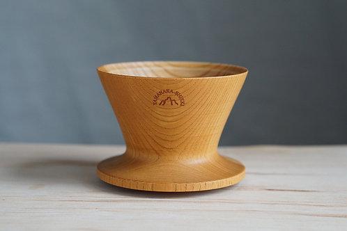 Yamanaka-Shikki Wooden Dripper