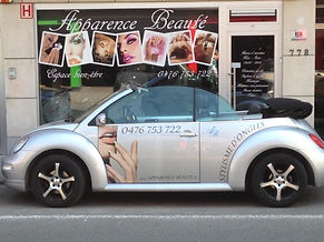 Beauty institute in Brussels (Uccle)
