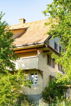 Haus von Süd West