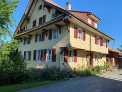 Wohnhaus Ansicht Süd-Ost