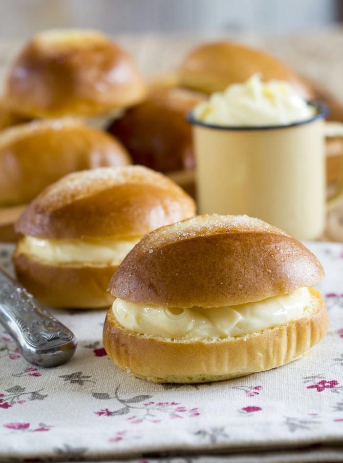 #100RecetasParaSorprender - Bollos de mantequilla