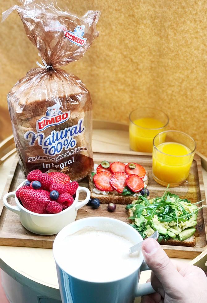 Cómo hacer un #DesayunoSaludable fácil y resultón