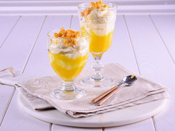 Mango y Chocolate Blanco