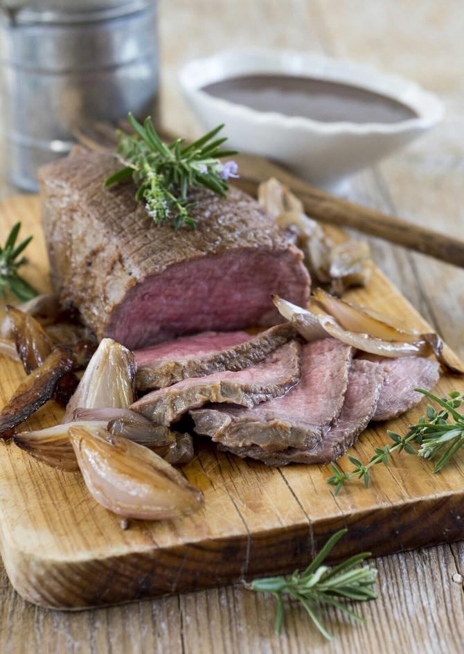 #100RecetasParaSorprender - Roast Beef