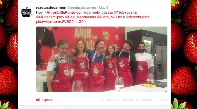 @rezetasdecarmen, Blog