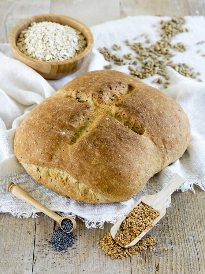 #100RecetasParaSorprender - Pan de cereales y semillas