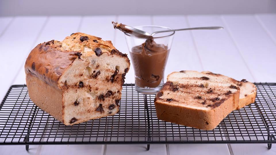 Pan con Chocolate de #FácilYResultón de Canal Cocina