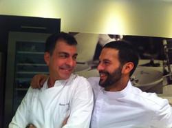 Con Ramón Freixá