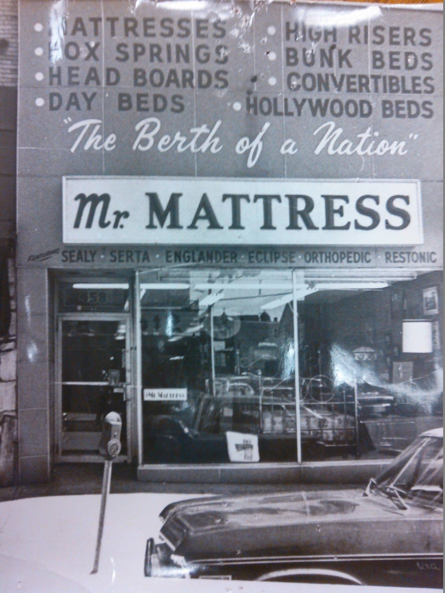 Mr. Mattress Bedding & Dinettes | Made in America | United States |