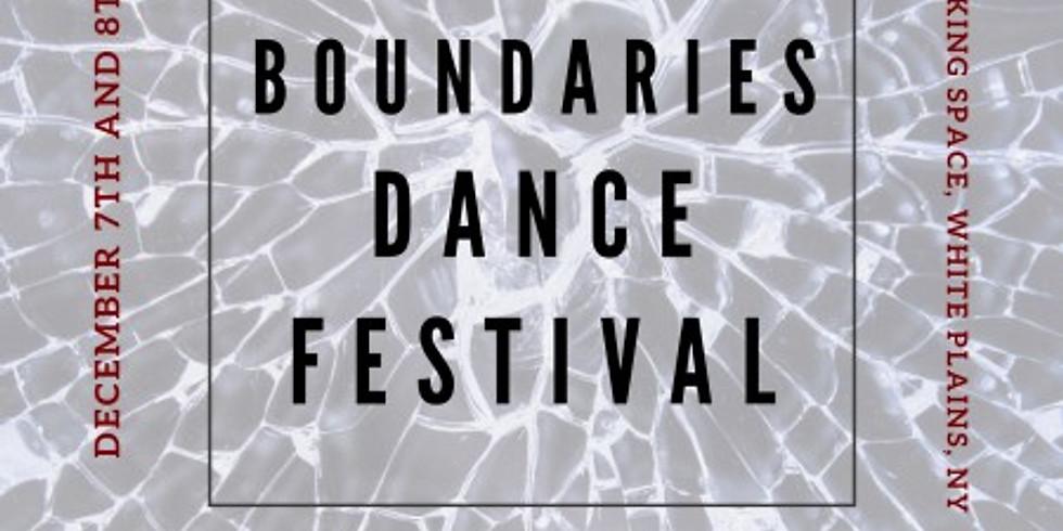 Breaking Boundaries Dance Festival