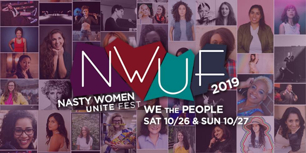 Nasty Women Unite Festival