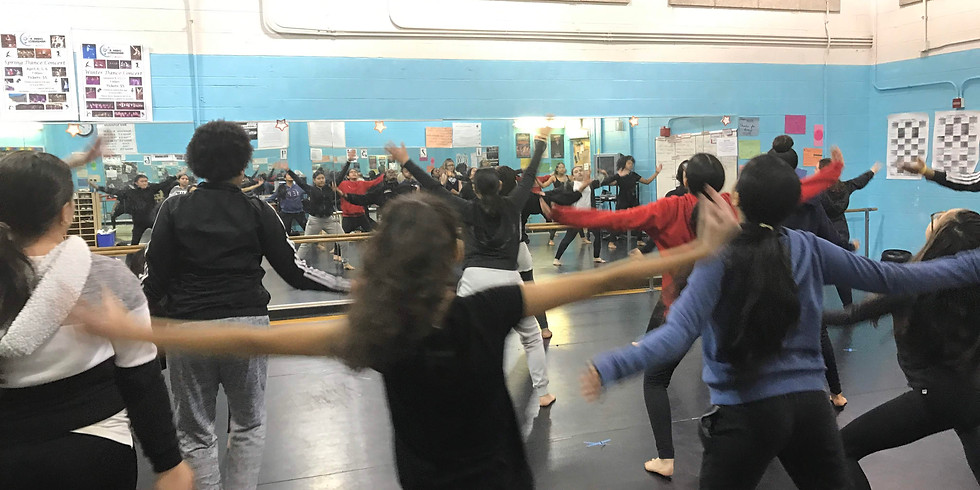 A. Mario Loiederman Middle School Dance Showcase