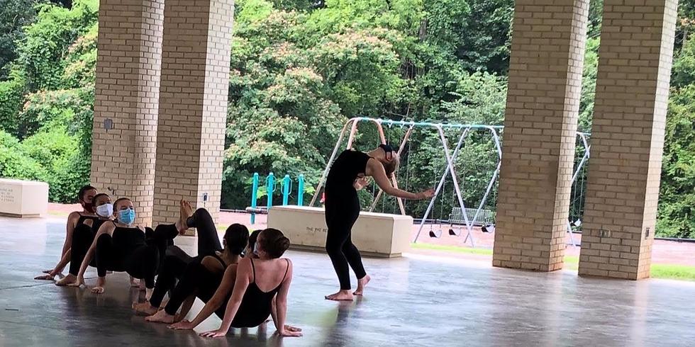 East Point Dance Outreach Performance