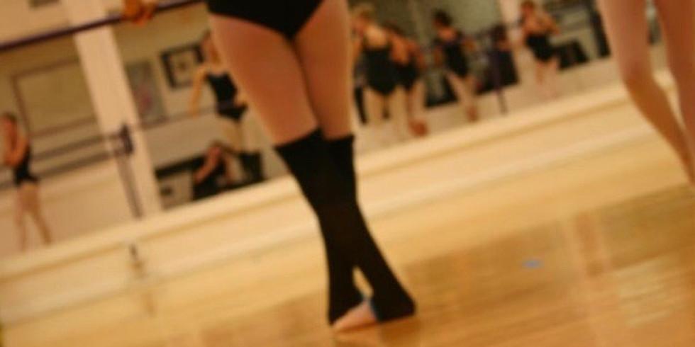 DanceWave Ballet Residency