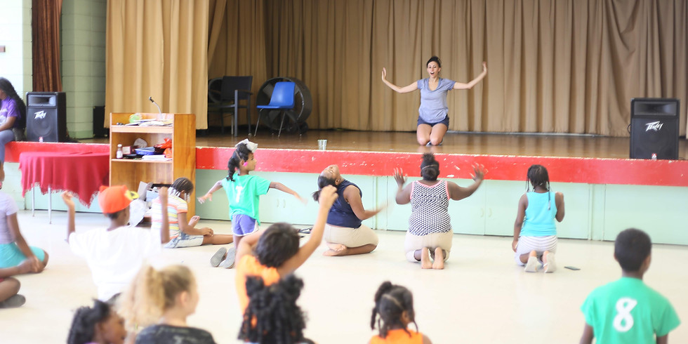 DanceWave Teaching Residency: Tabla Dance (1)