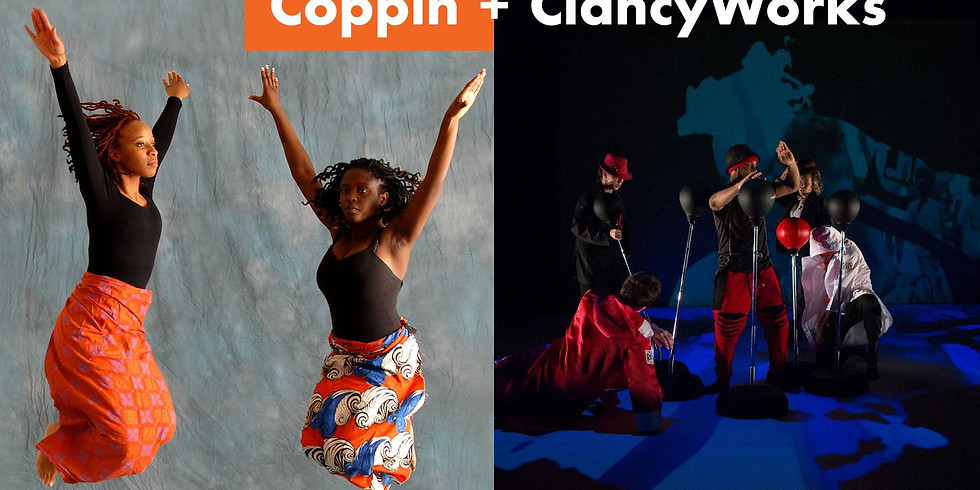 Coppin + ClancyWorks = A Community Dance Collaboration