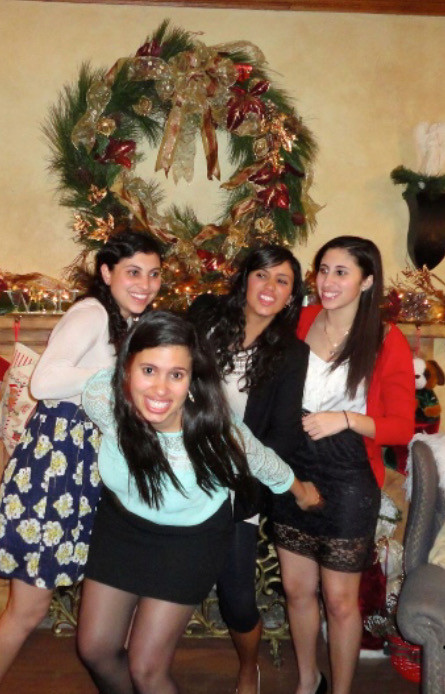 Family gathering 2011