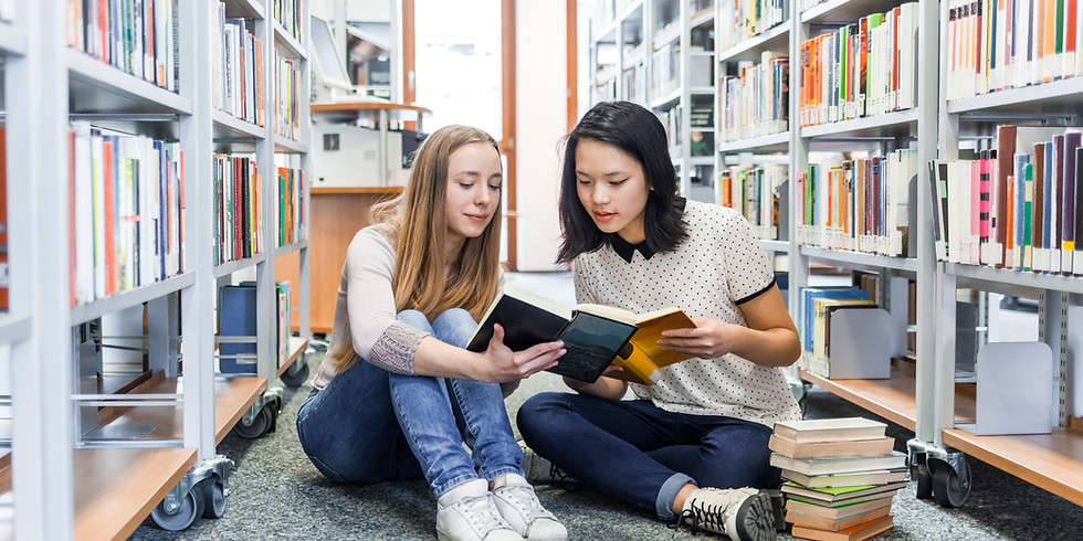 Teen Book Club at Round Rock Public Library