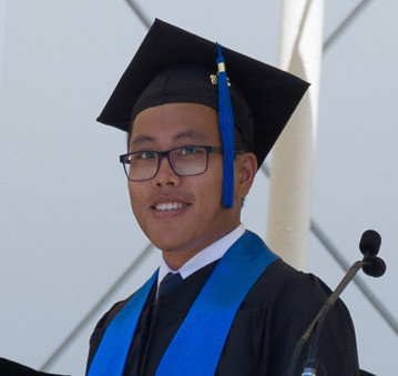 Congratulations Samuel Yee