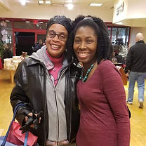 Lawanna's Book Signing with Family and Friends.