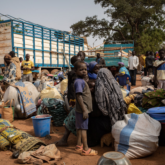 3. Burkina Faso