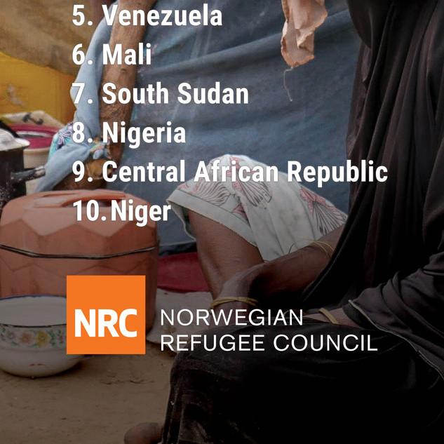 Neglected Displacement Crises List 9x16
