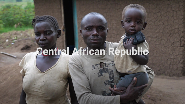 Neglected displacement crises video