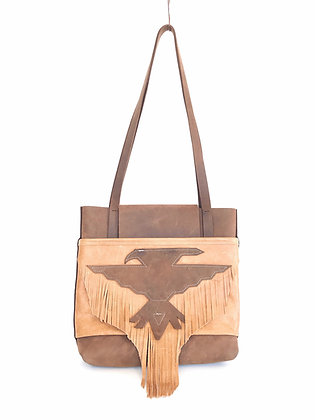Thunderbird Fringe Bag