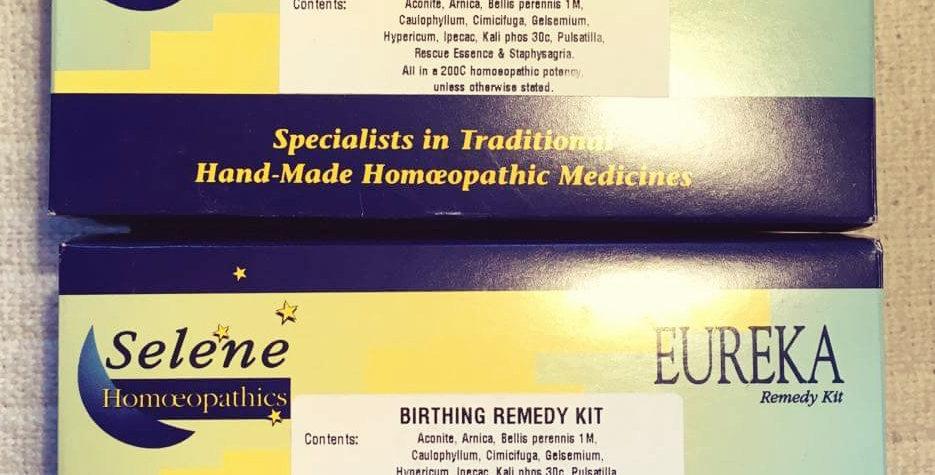 Birthing Remedy Kit