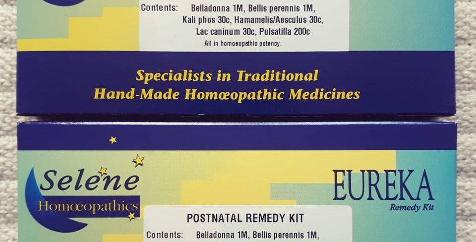 Postnatal Remedy Kit
