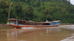 Slowboat Down the Mekong