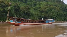 Slowboat Down the Mekong